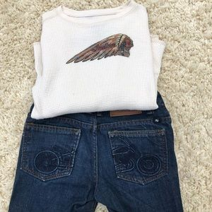 Lucky Brand Matching Sets - Boys Lucky Outfit